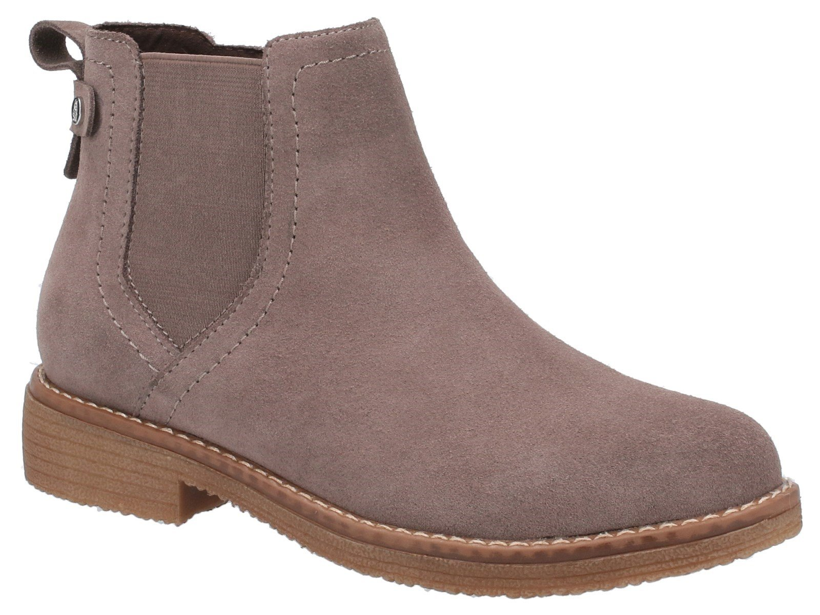 Hush Puppies Women's Maddy Ladies Ankle Boots Various Colours 31214 - Grey 3