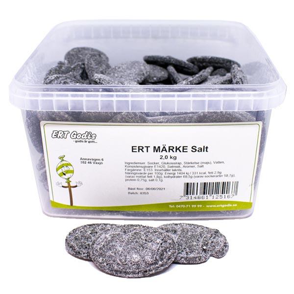 ERT Märke Salt - 2 kg