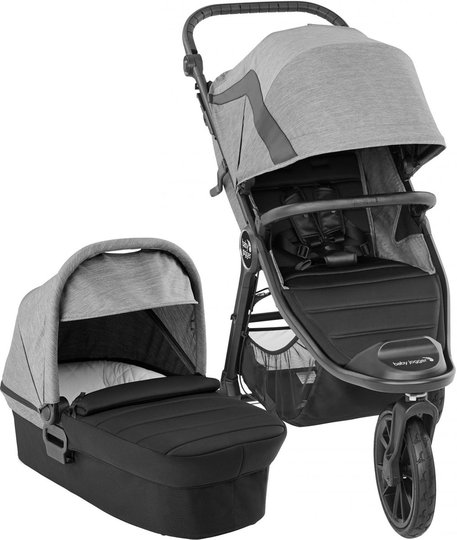 Baby Jogger City Elite 2 Duovogn, Barré
