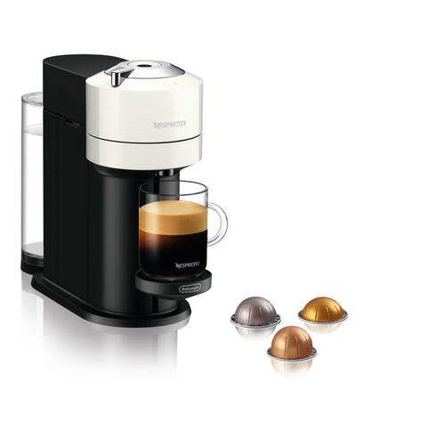 Nespresso Vertuo Next D White Kapselmaskin - Vit
