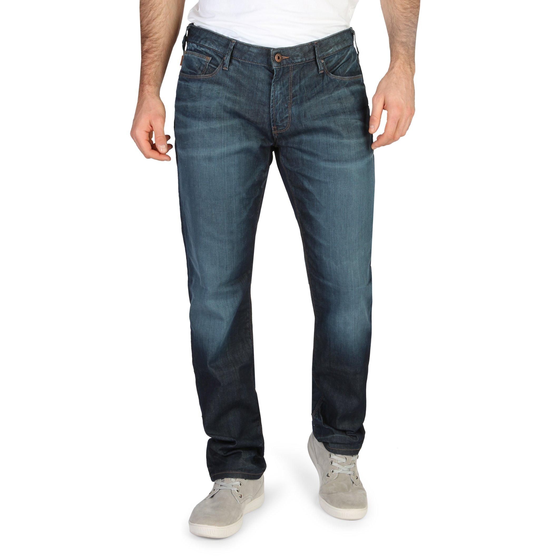 Emporio Armani Men's Jeans Blue 330055 - blue-2 29