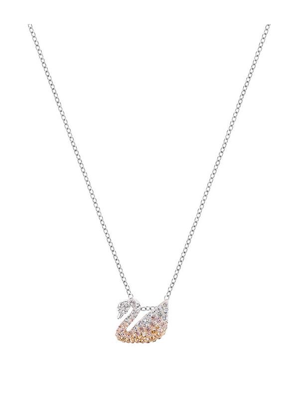 Swarovski Halsband Iconic Swan 5215038