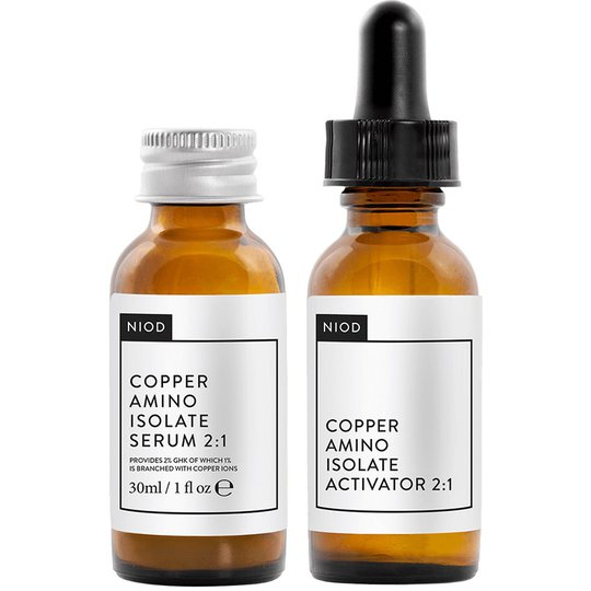 Copper Amino Isolate Serum 2:1, 30 ml NIOD Seerumit & Öljyt