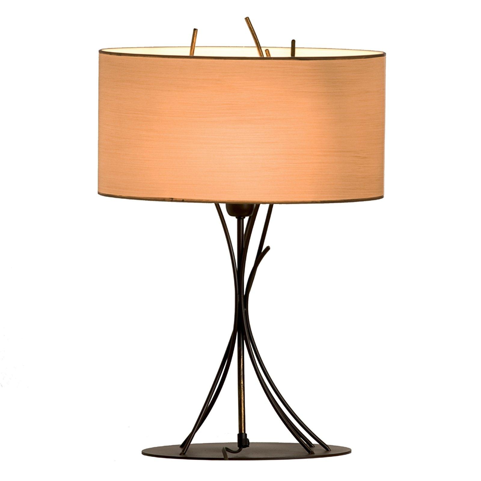 LIVING OVAL - elegant bordlampe