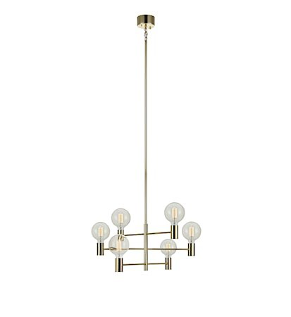 CapiTall Taklampe Messing