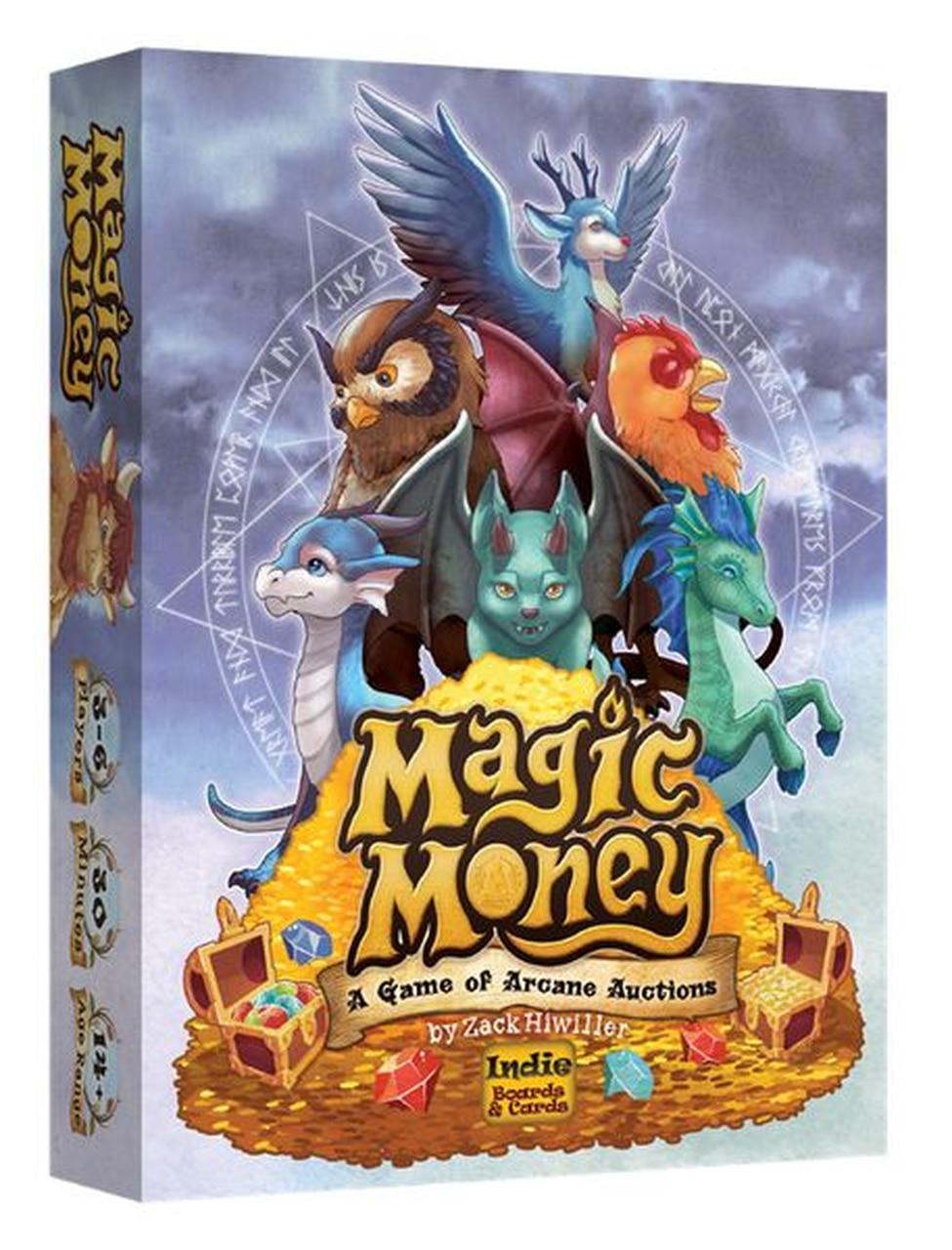 Magic Money - Boardgame (IBCMMY01)
