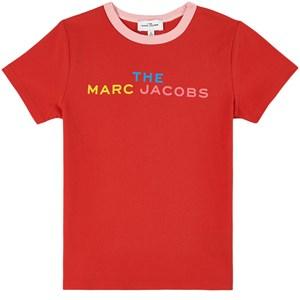 The Marc Jacobs Logo T-shirt Röd 2 år