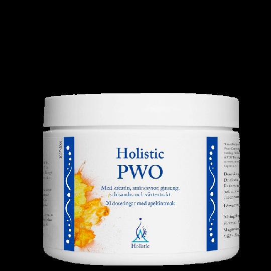 PWO, Apelsinsmak, 240 g