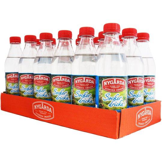 Hel Platta Sockerdricka 18 x 33cl - 44% rabatt