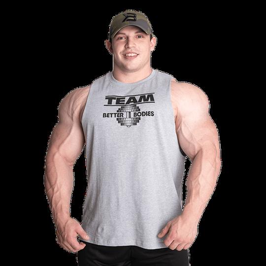 Team BB Tank, Greymelange