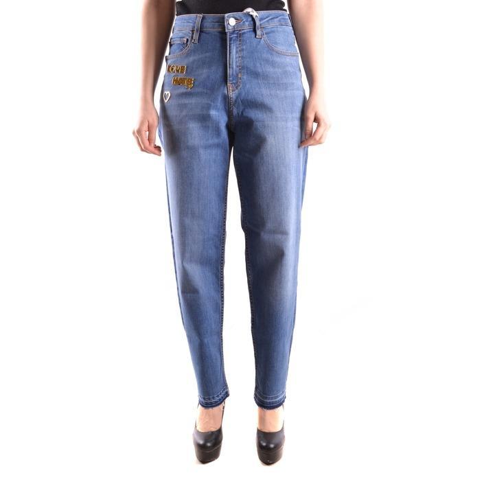 Love Moschino Women's Jeans Blue 188828 - blue 26
