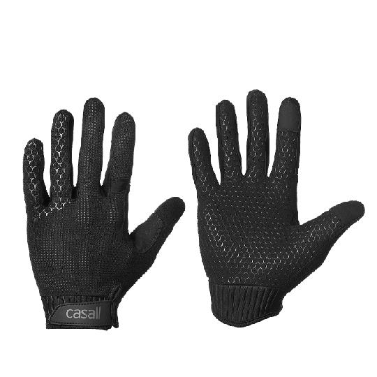 Exercise Glove, Long fingers, Black