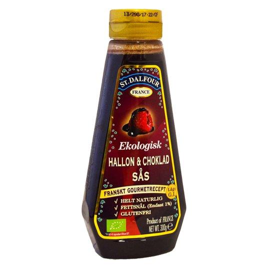 Hallon & Chokladsås - 58% rabatt