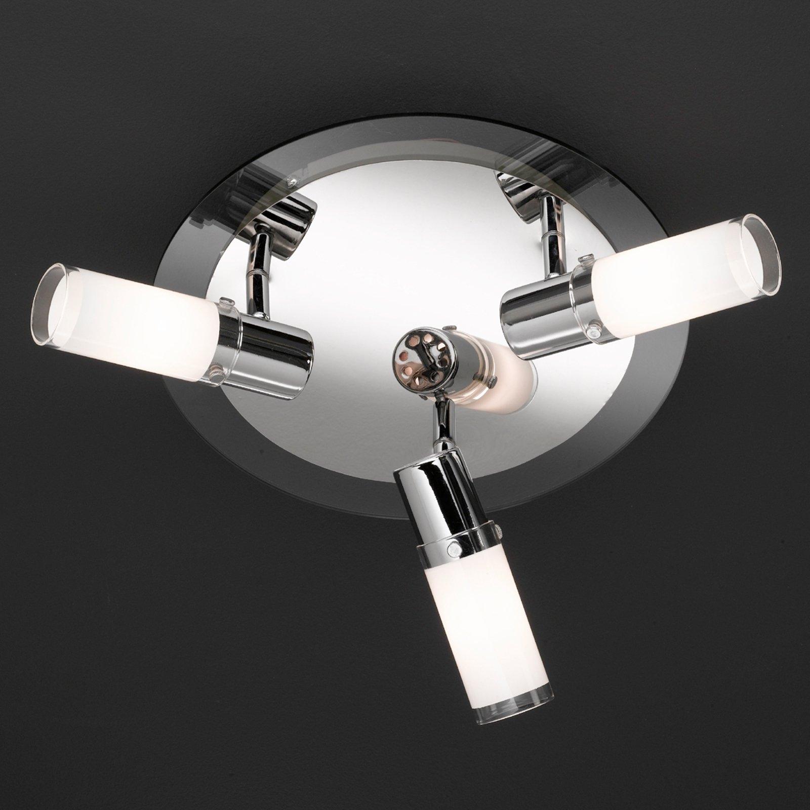 Svært vakker MARCO taklampe med tre lys