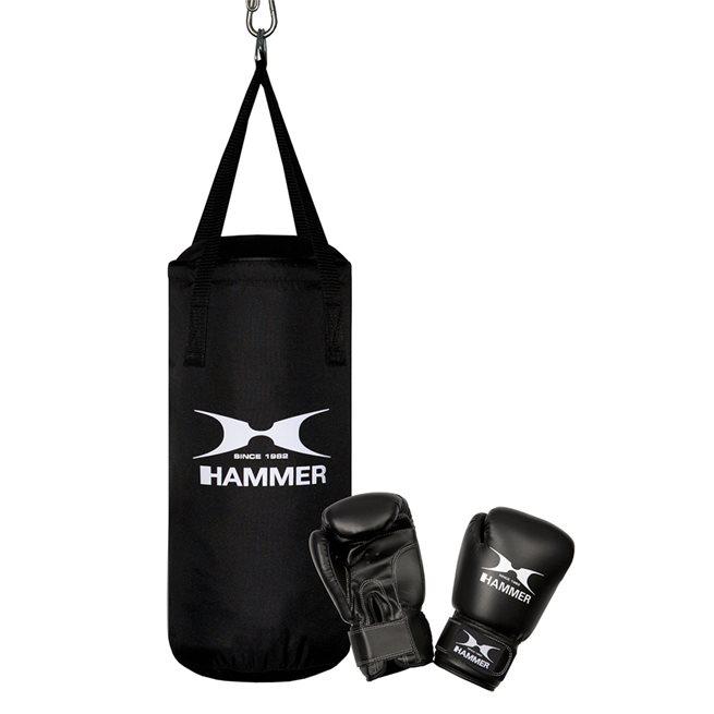 Hammer Boxing Set Junior Inkl. 6 Oz Handskar, Boxningspaket