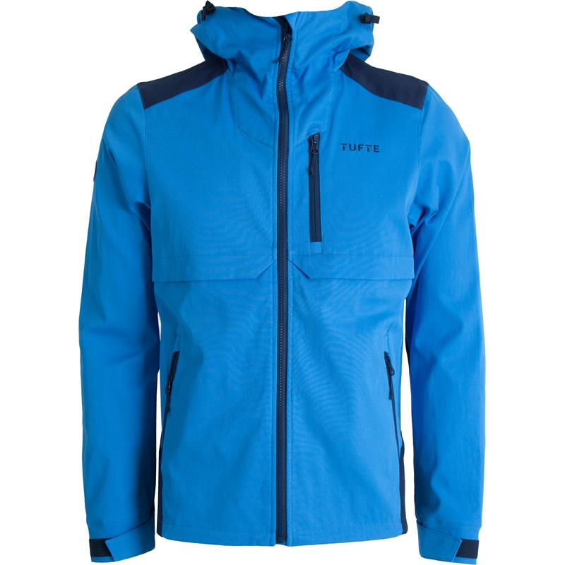 Tufte Mens Jacket L Ytterjakke-H-French Blue/InsigniaBlue