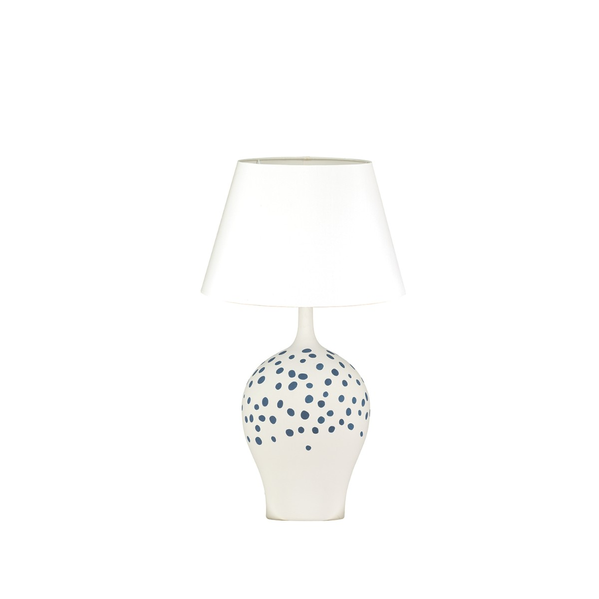 William Yeoward | Angelica Table Lamp | Indigo