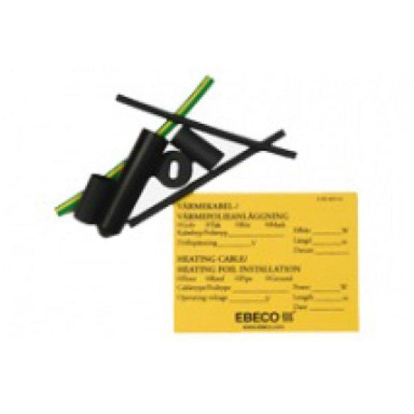 Ebeco 8960411 Tilkoblings-/avslutningssett