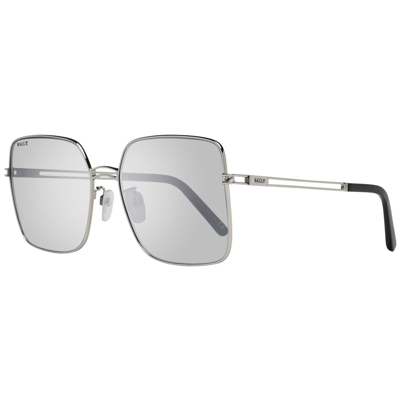 Bally Women's Sunglasses Silver BY0002-D 5816B