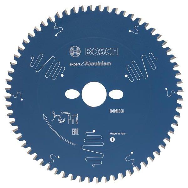 Bosch 2608644110 Expert for Aluminium Sagklinge 64T