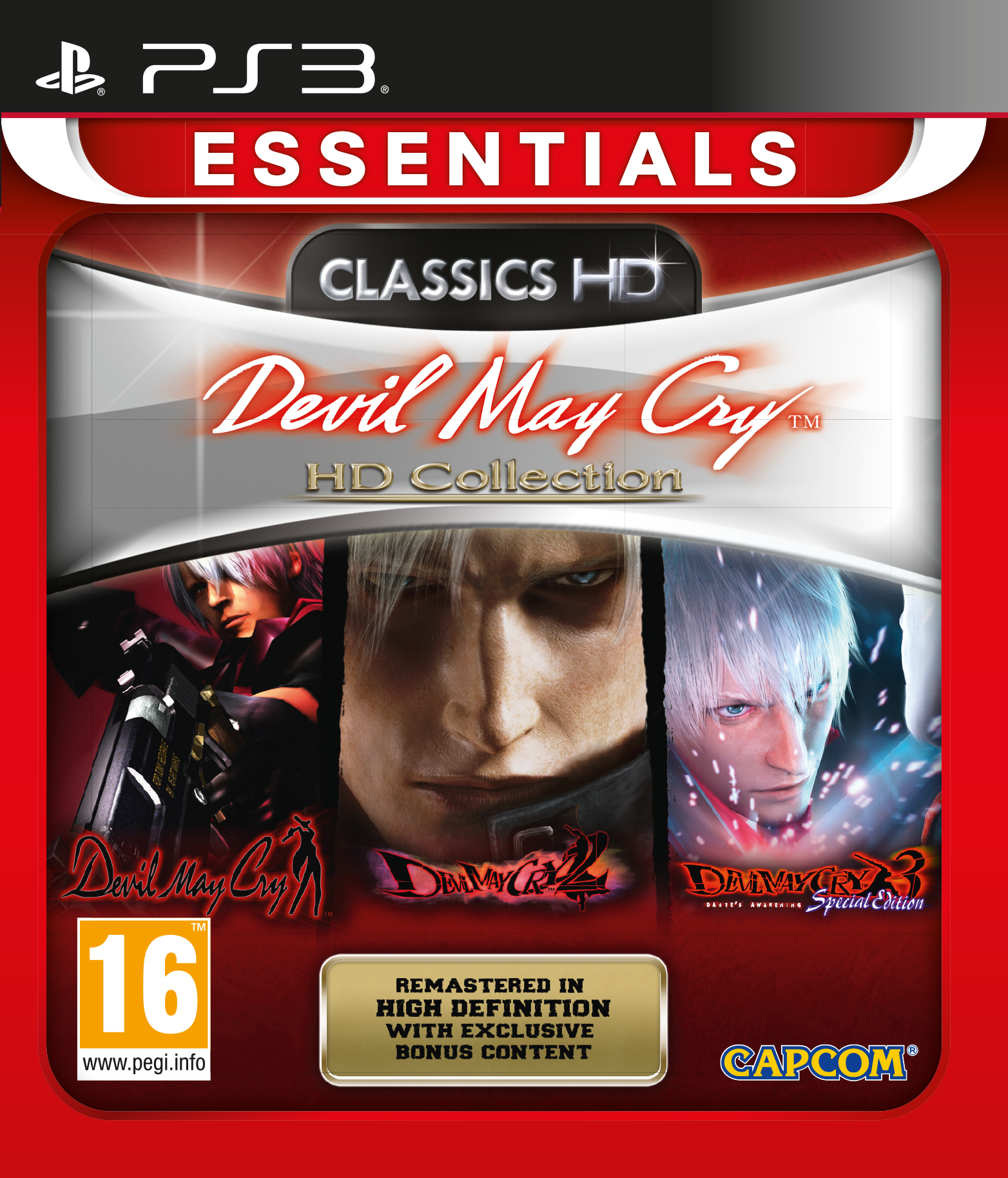 Devil May Cry HD Collection (Essential)