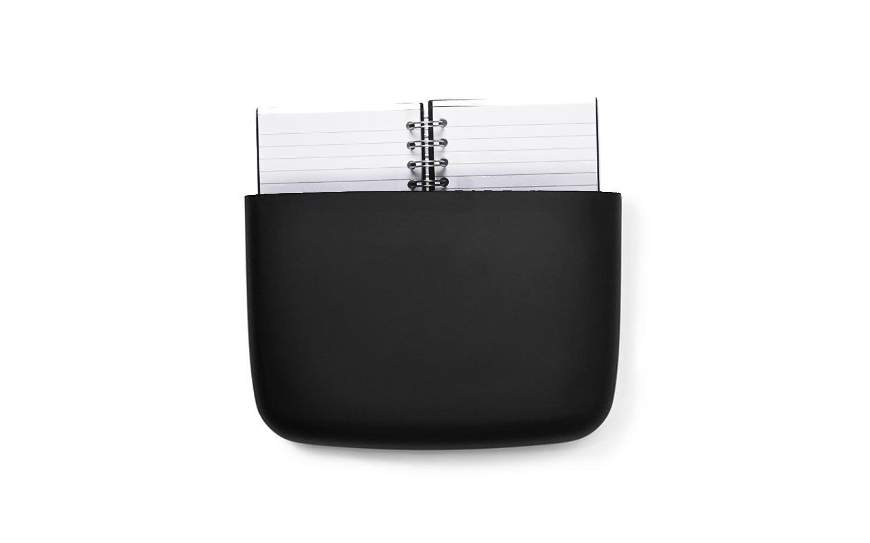 Normann Copenhagen - Pocket Organizer 4 - Black (382022)