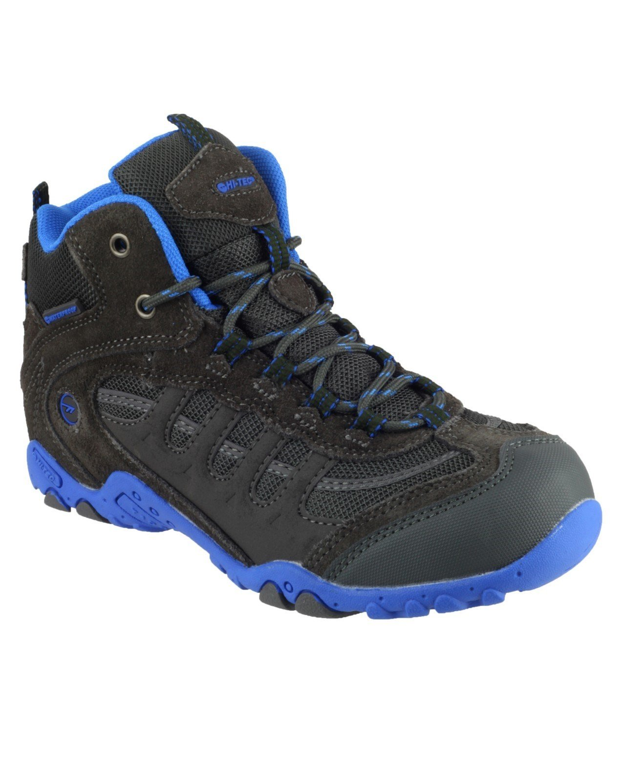 Hi-Tec Unisex Penrith Hiking Boot Various Colours 20868 - Navy 12