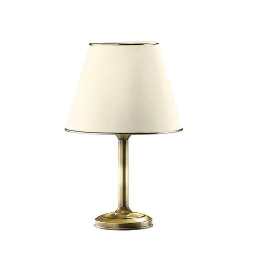 Bordlampe Birmingham patinert Ø 32 cm