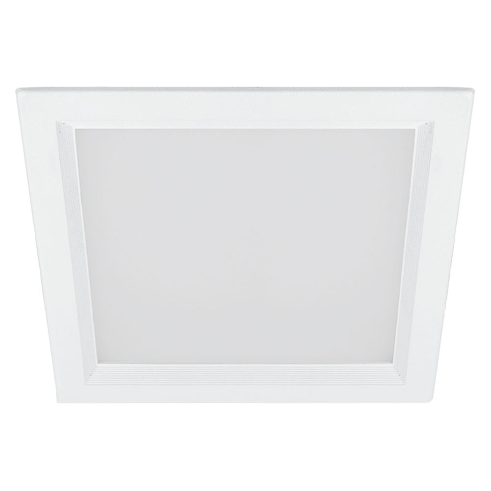 LED-uppovalaisin scota-SDES-O/220 4 000K 22x22cm