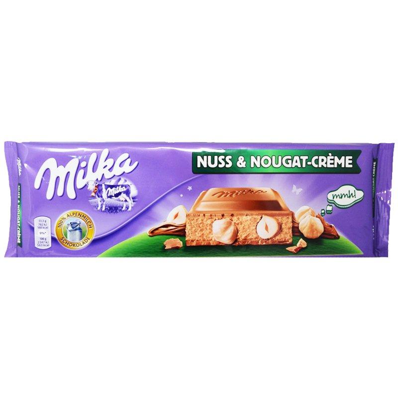 "Chokladkaka ""Nuss & Nougat"" 300g - 44% rabatt"