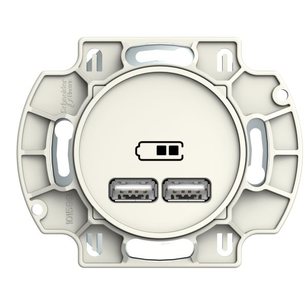 Schneider Electric WDE000940 Latausasema USB-tyyppi A