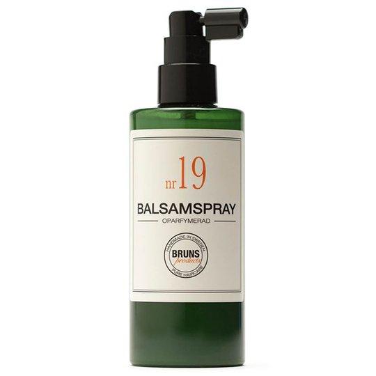 BRUNS Products Balsamspray nr 19 - Oparfymerad, 200 ml
