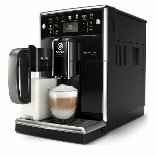 Philips Sm5570/10 Espressomaskin - Svart