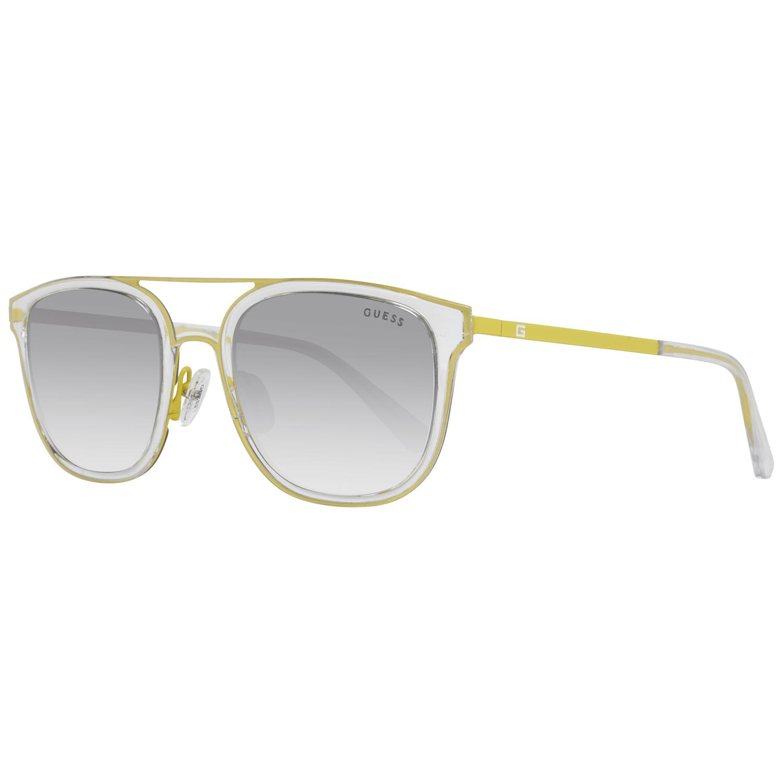 Guess Men's Sunglasses Yellow GU6981 5439C