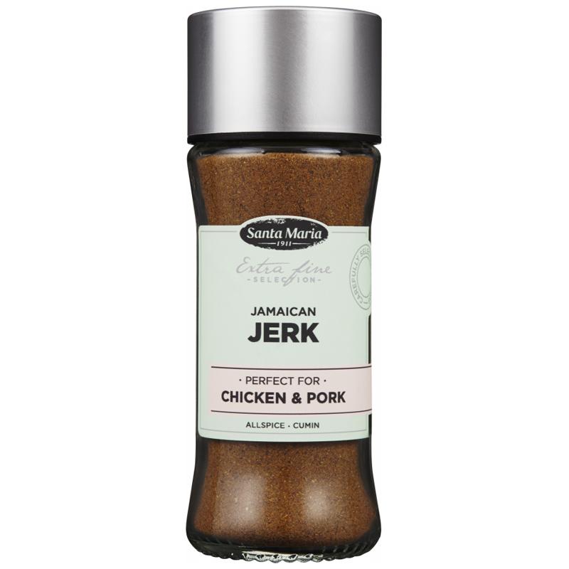 "Mausteseos ""Jamaican Jerk"" 43g - 52% alennus"