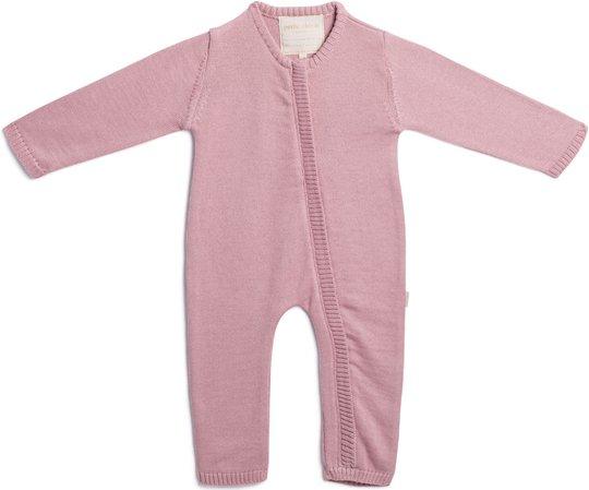 Petite Chérie Atelier Lea Jumpsuit, Light Pink/Dusty Pink 80