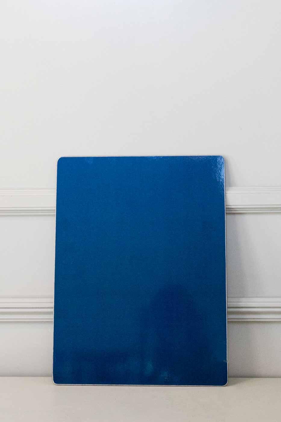 Bordstablett enchanted blå