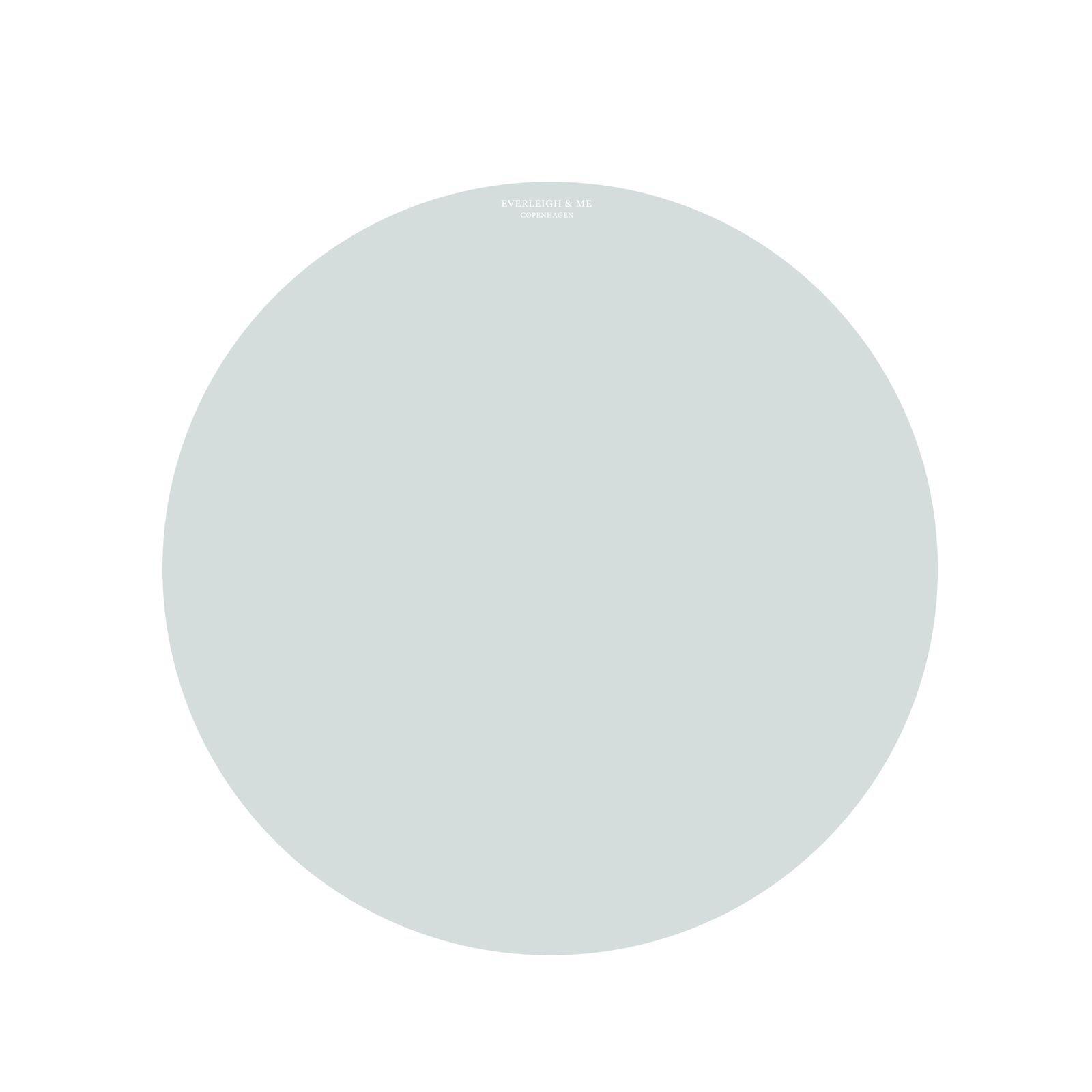 Everleigh & Me - Splat Mat, Cloud Grey (38CLOUDGREY)