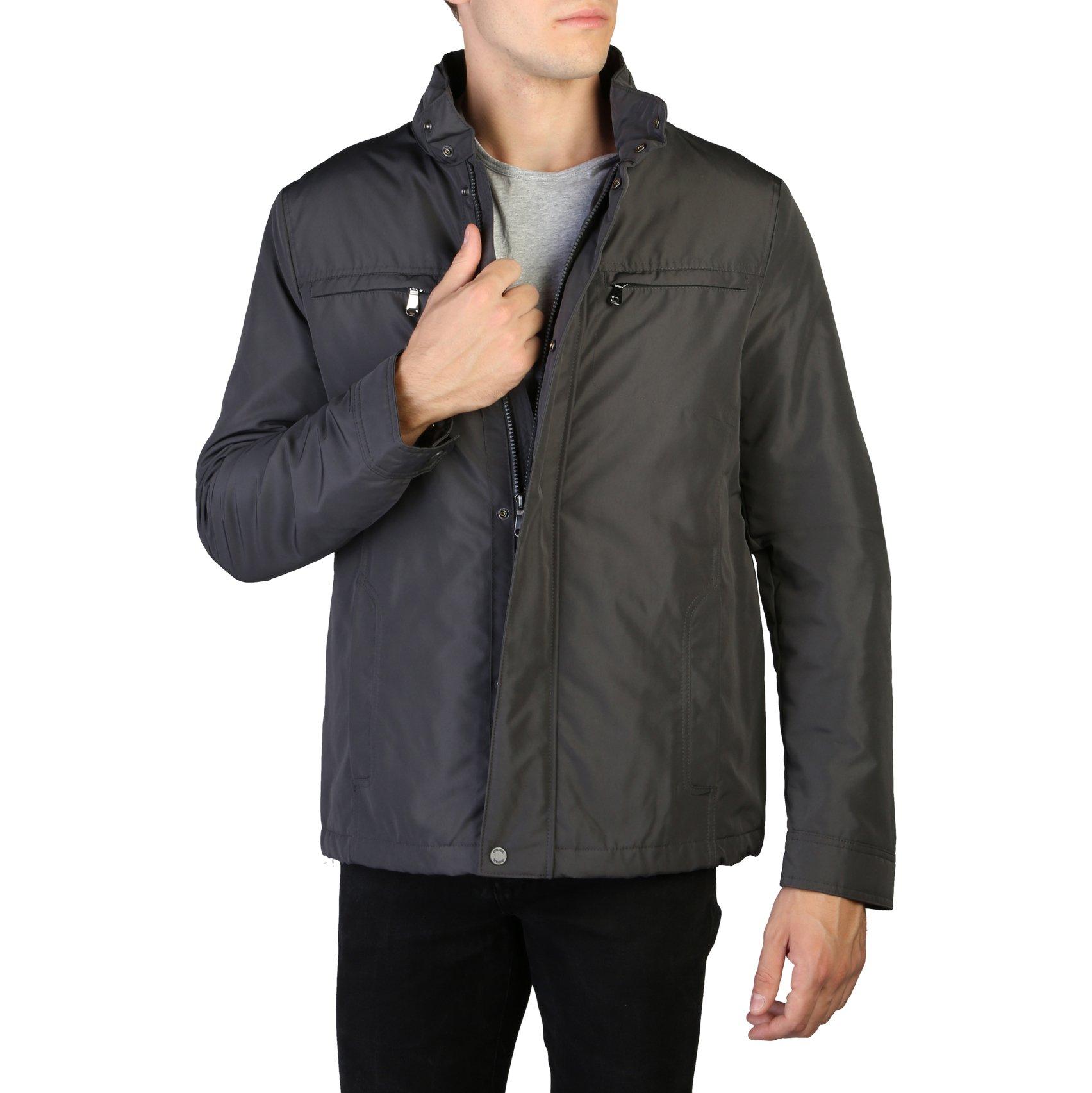 Geox Men's Jacket Blue M8420GT2419 - grey 48