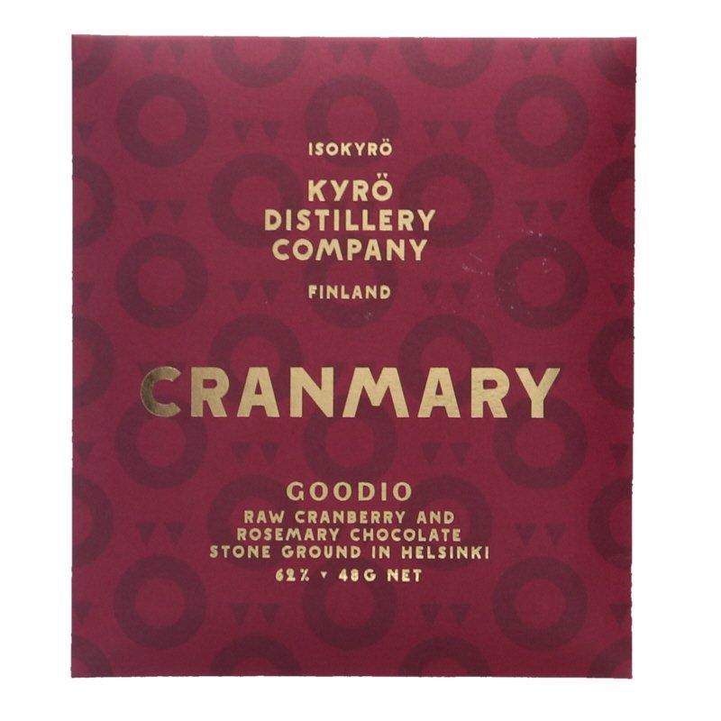 Choklad Tranbär 62% - 49% rabatt
