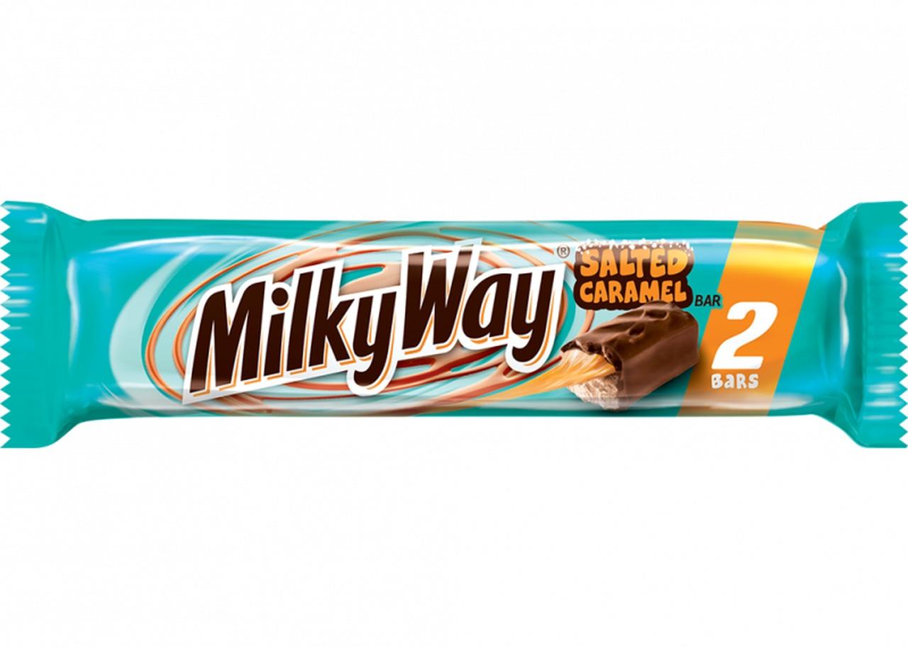 Milky Way Salted Caramel 90g