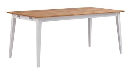Filippa Matbord Ek/Vit 180 cm