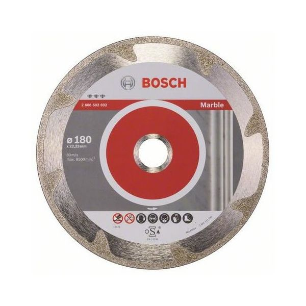 Bosch Best for Marble Diamantkappskive 180x22,23mm