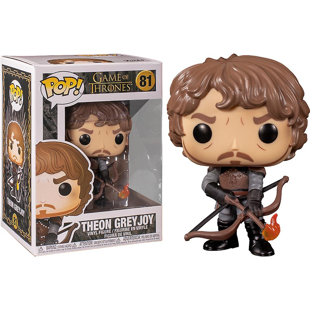 Funko Pop! Television: Game of Thrones - Theon with Flaming Arrows (44821)