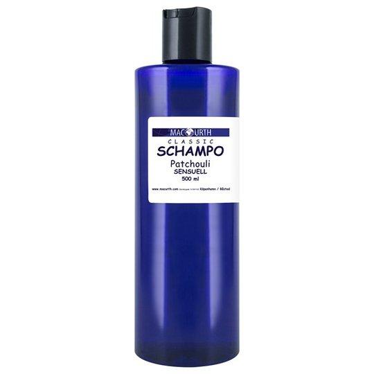 MacUrth Schampo Patchouli, 500 ml