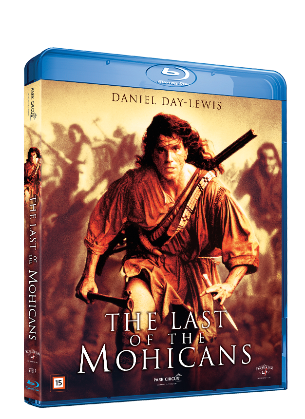 Last Of The Mohicans - Blu Ray
