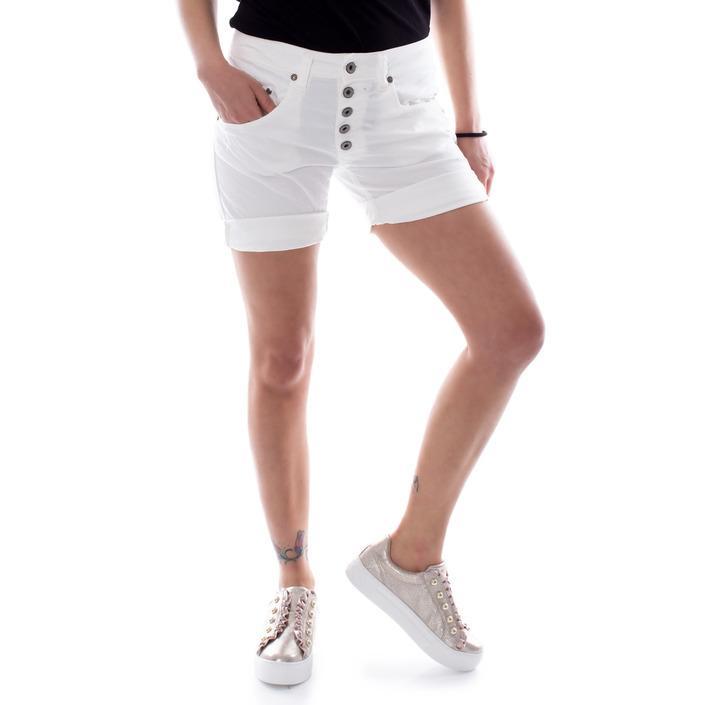 Please Women's Short Various Colours 180979 - white XXS