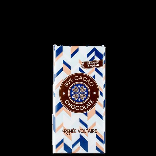 Choklad med 80% Kakao, 80 g
