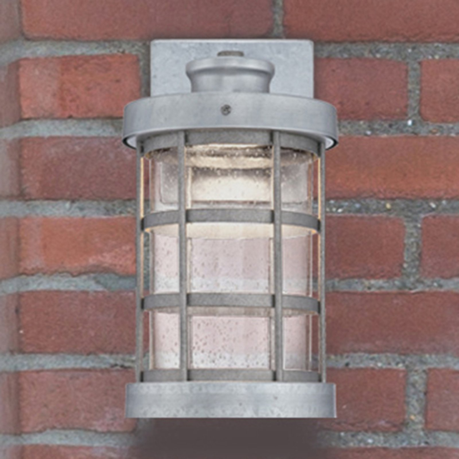 Westinghouse Barkley LED-vegglampe, dimbar