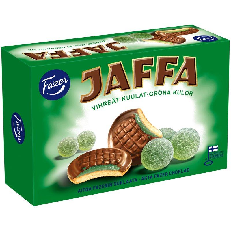 Jaffa Vihreät Kuulat - 31% alennus